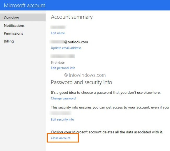 Delete-or-Close-Outlook.com-Account-Step2