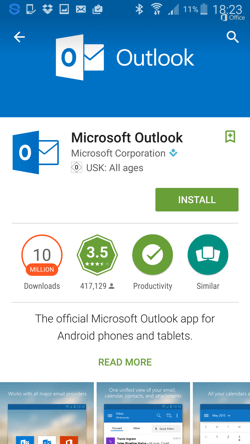 hotmail-app