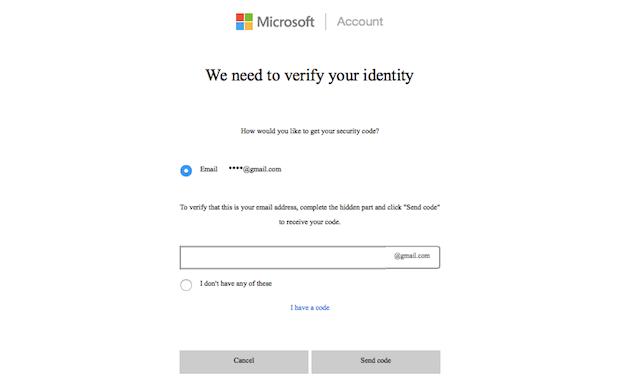 hotmail-verify-code