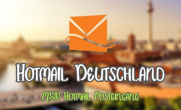 www.Hotmail.de